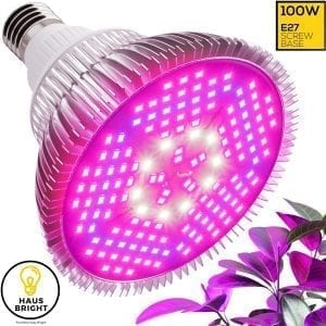 haus bright 100W grow lights-lamps-fixtures