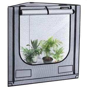 Vivosun Triangle Indoor Hydroponic Plant Grow Tent