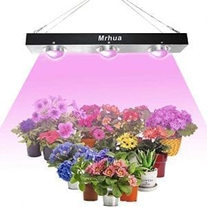 Mrhua 600W grow lights-lamps-fixtures