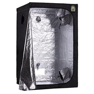 "Helios 48"" x 48"" x 80"" Grow Tent - Grow Supplies Indoor Mylar Hydroponic Plant Growing Room"