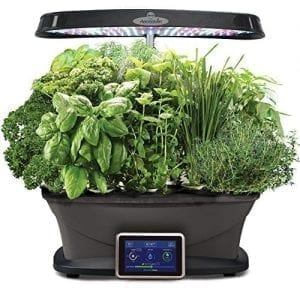 AeroGarden Bounty Planter for Fresh Herbs, Vegetables, Flowers